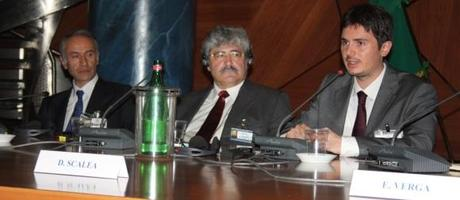 L'intervento di Daniele Scalea, segretario scientifico dell'IsAG