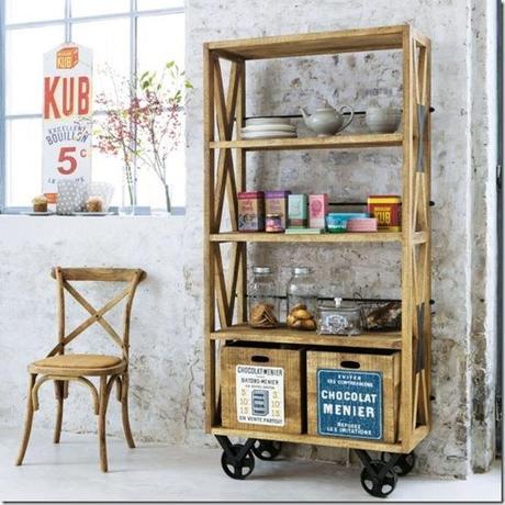 sponsor stile loft a maisons du monde paperblog. Black Bedroom Furniture Sets. Home Design Ideas