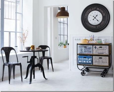 sponsor stile loft a maisons du monde paperblog. Black Bedroom Furniture Sets. Home Design Ideas