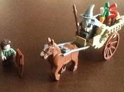 L'arrivo Gandalf, della LEGO ispirato Signore degli Anelli