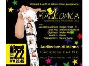 Notte Magicomica all'Auditorium Milano