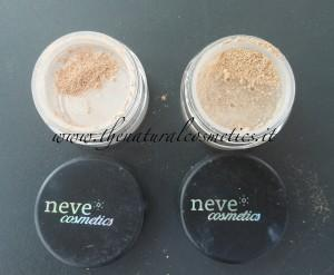 Neve Cosmetics – Light Neutral vs Light Warm (High Coverage)