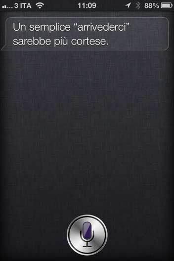 Due o tre cose che so di Siri