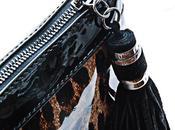 LOVE MOSCHINO Shining Leopard Pochette