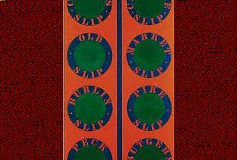 Love e altre opere di robert indiana tra pop art e minimal for Minimal art opere