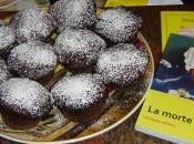 Romanzi gialli muffin cioccolata