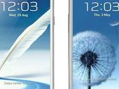 Galaxy confronto Note sfida casalinga colpi display