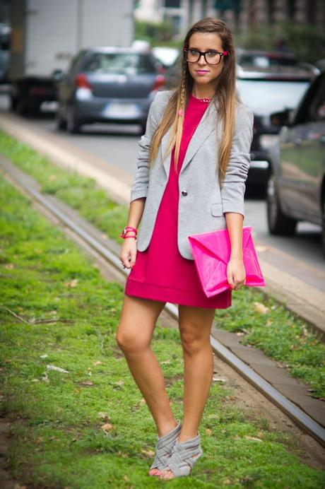 Milan Fashion Week Day #3 - The outfit