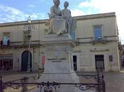 Maglie, stile artistico vicende della statua Francesca Capece