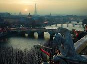 MODA Christian Louboutin: lookbook dell'autunno 2012 ambientato Parigi