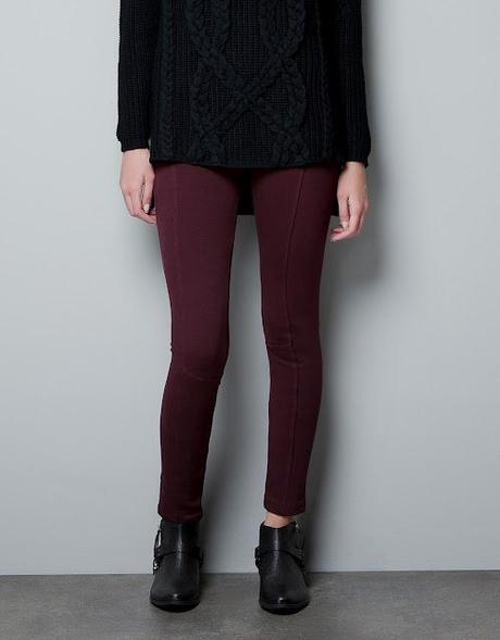 The color of autumn/winter 2012