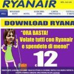 Raynair: Renata Polverini testimonial involontaria della nuova offerta