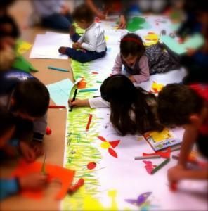 Costruire una casetta di cartone per bambini e bambine - Costruire una casetta di cartone per bambini ...