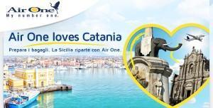 Air One: 1000 biglietti gratuiti + sconto 15€