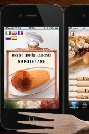 L angolo dello sviluppatore iphone ipad ricette for Ricette regionali