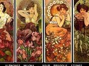 affiches Alfons Mucha