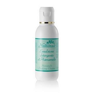 Emulsione detergente all'Hamamelis + Scrub delicato al Mirto NATURANS