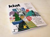 Rivista design KLAT nuovo numero sito
