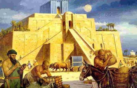 La civiltà dei Sumeri