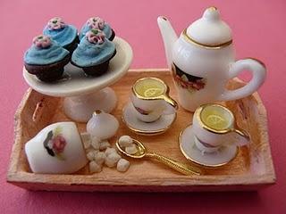 L'ora del Tè...