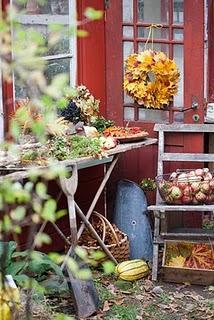 Decorazioni autunnali novembre paperblog - Decorazioni autunnali per finestre ...
