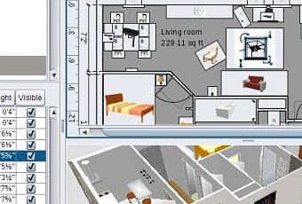 I migliori software per arredare casa gratuitamente for Software per arredare casa