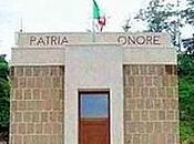 vergogna mausoleo macellaio criminale guerra Rodolfo Graziani