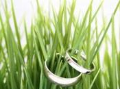 Tendenze. matrimonio Green Eco-Chic