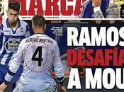 Mourinho Sergio Ramos ferri corti, difensore difende Ozil
