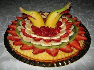 Crostata Di Frutta A Base Morbida Paperblog