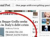 Beppe Grillo: comico tremare l'Europa»!