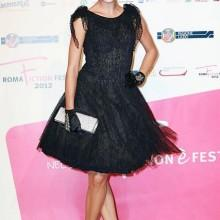 Michele Miglionico veste Roma Fiction Fest 2012