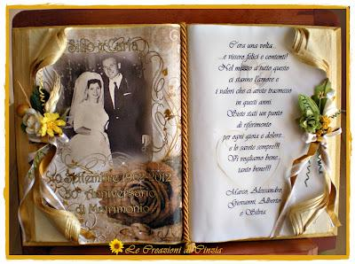 Regali Per Cinquantesimo Anniversario Di Matrimonio