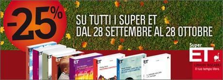 Sconti per Einaudi, Mondadori e Piemme