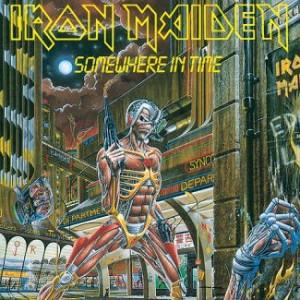 Iron Maiden – Somewhere in time (1986)