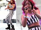 Azealia banks crop tops beetlejuice