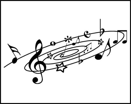 Un vortice di note con inkscape paperblog for Disegni di cabina di log gratuiti