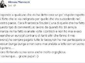 Alessia Marcuzzi sbrocca facebook contro insulti
