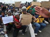 Sudafrica Licenziamenti minatori Rustenburg