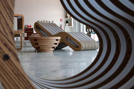 Design Outlet Italiano spazio ai designer autoprodotti OFFICINA 42