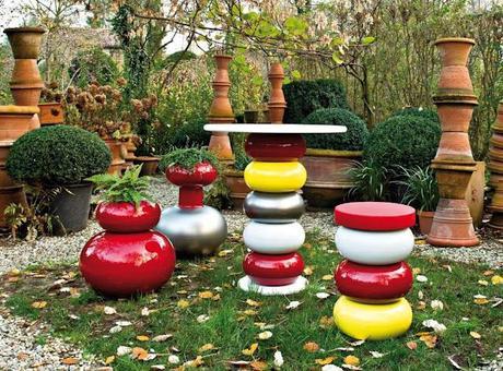 Arredamento giardino autunnale arredi esterno serralunga for Obi arredamento giardino