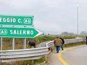 Salerno Reggio Calabria prima pagina