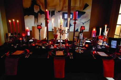 Halloween, una tavola da brivido