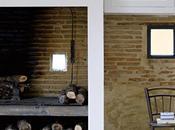 Riscaldate ambiente paesaggi rurali alle pareti