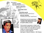"""Ricordo Sergio Bonelli proiezione documentario """"Come nessuno mai"""""""