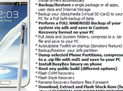 Toolkit all-in-one Samsung Galaxy Note NANDROID Backup molto altro