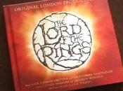 Musical Lord Rings, colonna sonora