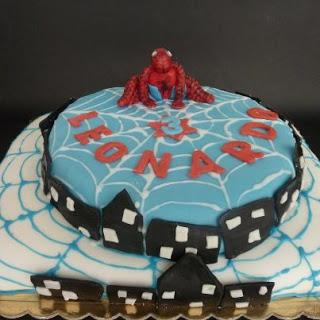 Torta Spiderman Paperblog
