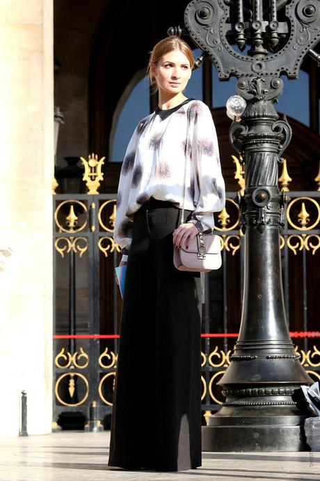 In the Street...Maria...Opéra, Paris