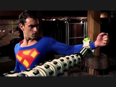 Superman film porno